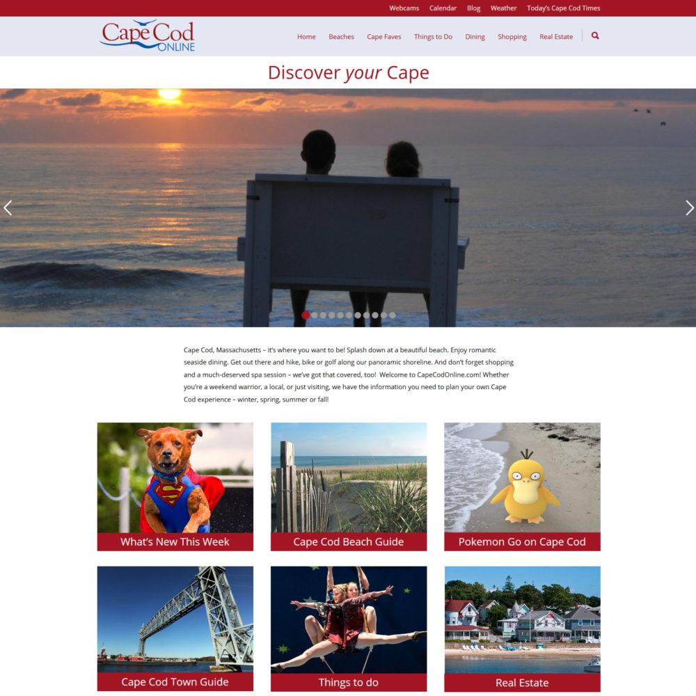 Cape Cod Online