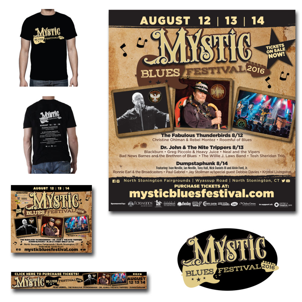 Mystic Blues Festival
