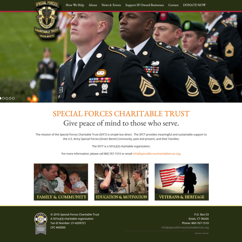 Special Forces Charitable Trust