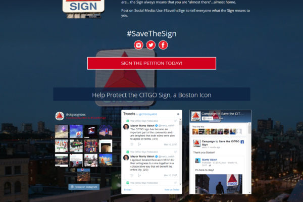 Save the Citgo Sign