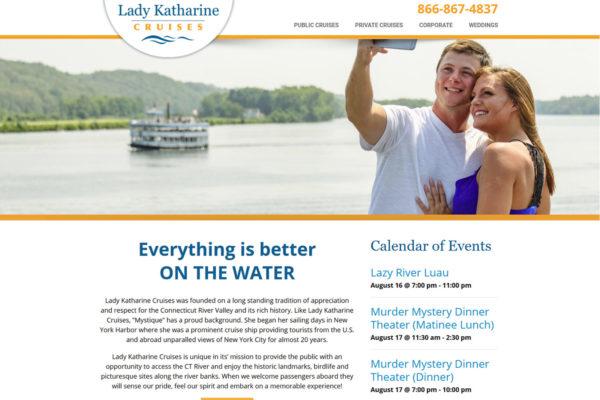 Lady Katharine Cruises
